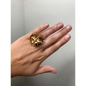 Gift Wrap Stretch Ring